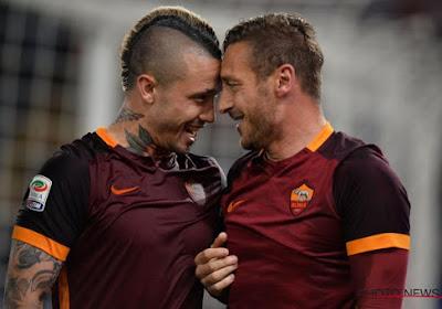 Pour sa dernière, Totti démarre sur le banc