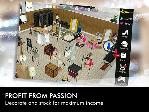 Fashion Empire - Dressup Boutique Sim 2.91.33 screenshots 11