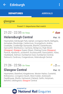 TRACKR: Next Bus & Train Times v1.0.2