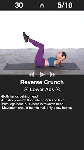 Daily Ab Workout FREE  screenshot 3