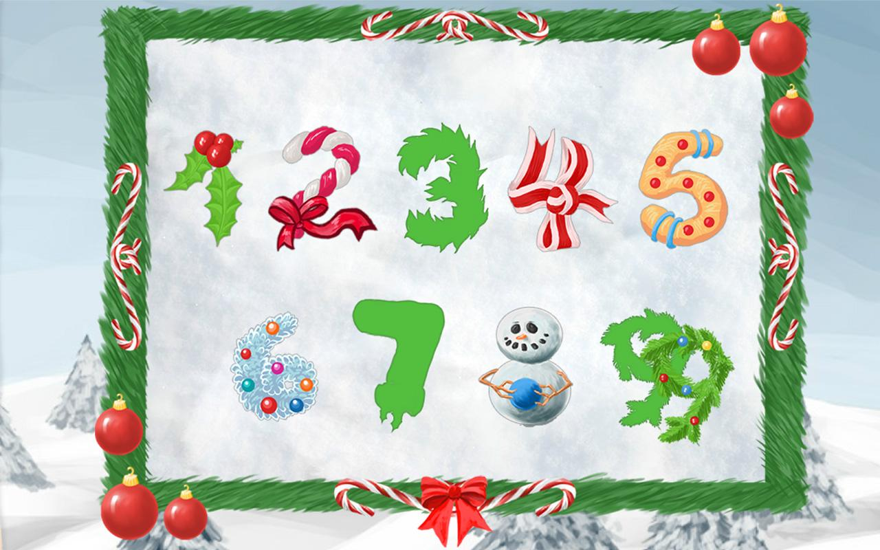 Christmas Puzzle Game- screenshot
