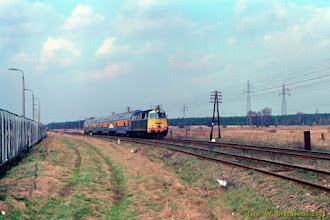 Photo: SU45-082 {szlak Toruń Wschodni - Ostaszewo Toruńskie; 2001-04-06}