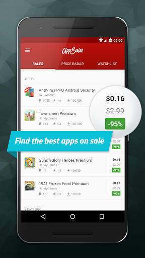 AppSales. Best Apps on Sale v5.6 [Premium]