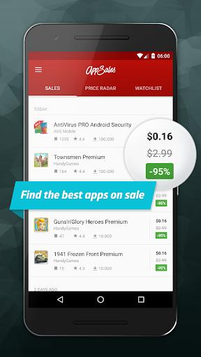 AppSales. Best Apps on Sale v5.6 [Premium]