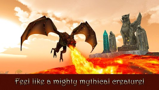 Flying Dragons Clan 3D screenshot 4