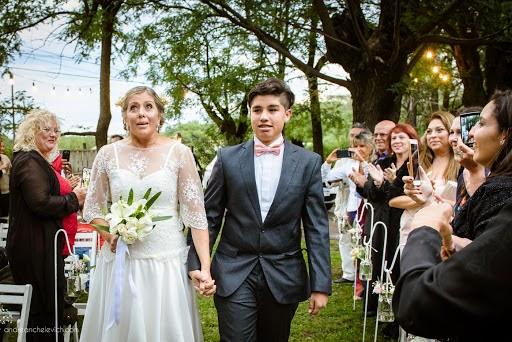 Fotógrafo de bodas Andrea Anchelevich (andreanchelevic). Foto del 10.03.2018