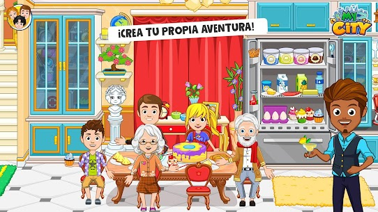 My City : Casa de los Abuelos