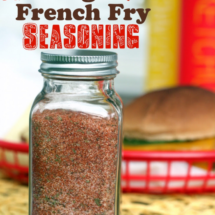 Best Burger and French Fry Seasoning