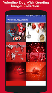 Download Valentine Day Wish Greetings  apk screenshot 5