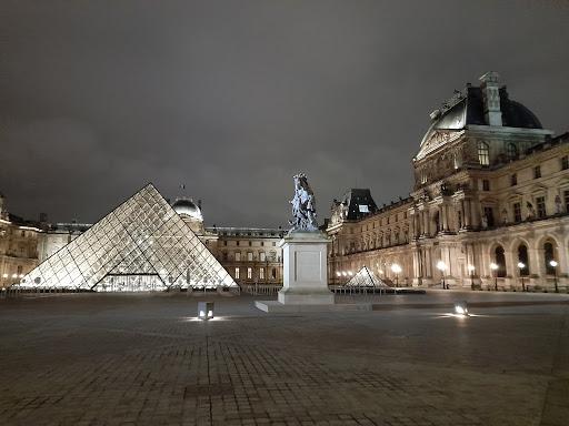 Foto Museo del Louvre 11