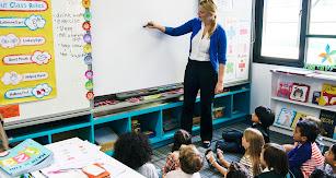 Las clases en inglés se han convertido en algo cada vez más habitual.