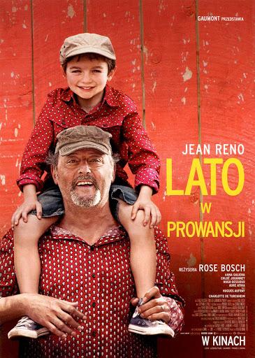 Przód ulotki filmu 'Lato W Prowansji'
