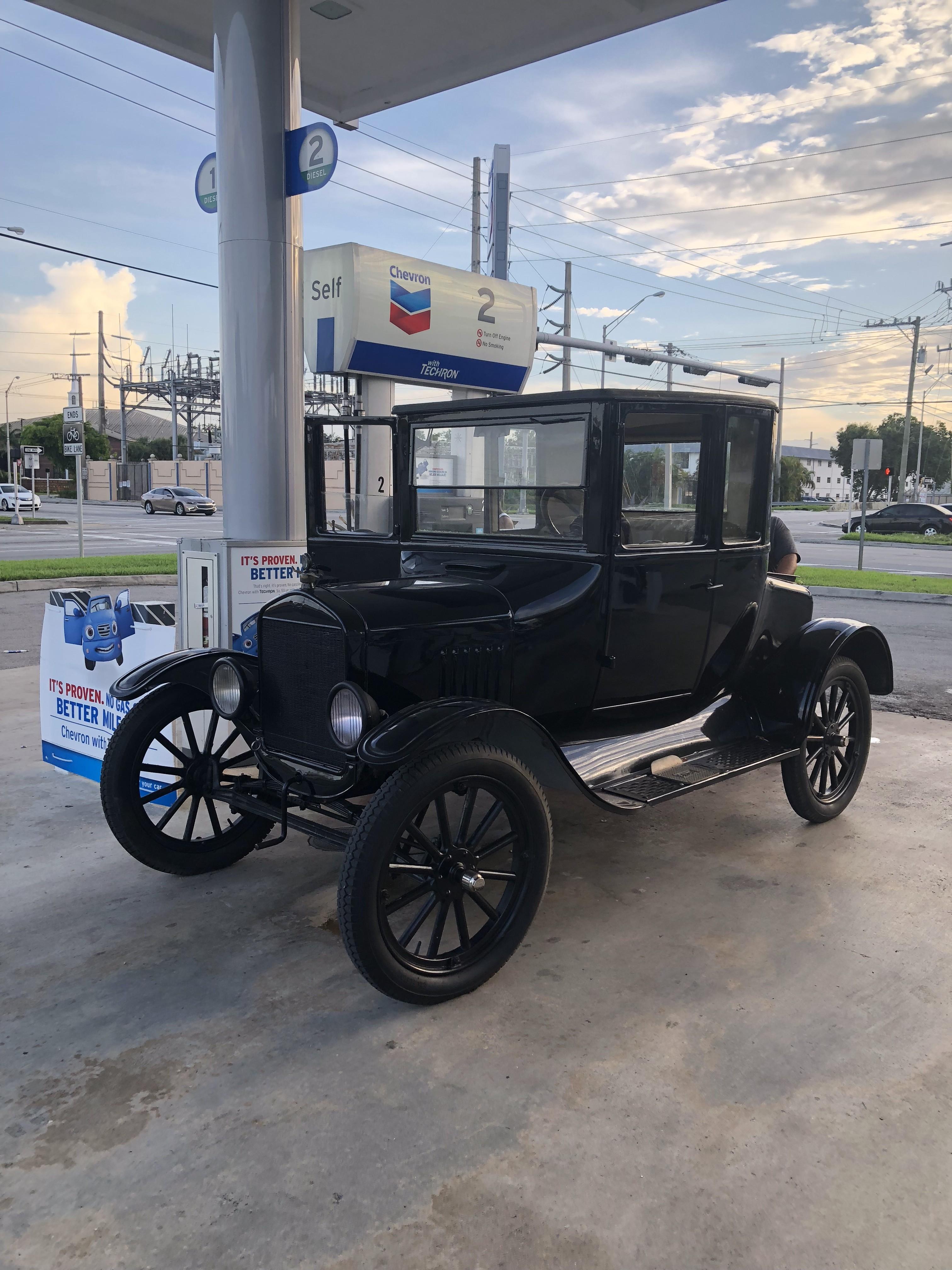 Ford Model T Hire Miami