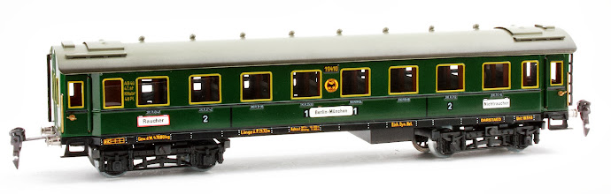 Photo: DR 1st-2nd Passenger Coach no. 19410