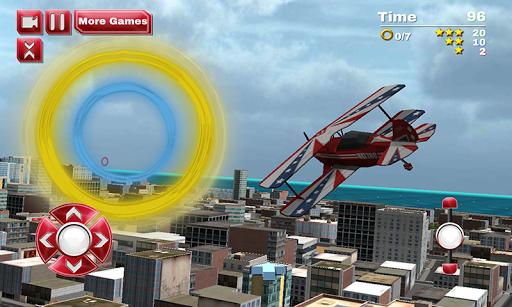 Crazy Pilot: Flight Mission 3D