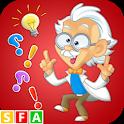 تحدي العباقرة - تحدي اينشتاين - العاب ذكاء وذاكرة icon