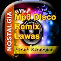 Mp3 Disco Remix Lawas Offline icon