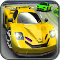 Hyper Car Racing Multiplayer:Super car racing game icon