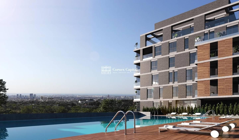 Appartement avec terrasse et piscine Esplugues de Llobregat