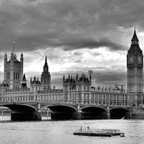BigBen by Filip Caric - Buildings & Architecture Bridges & Suspended Structures ( london, big, ben, uk.holidays )
