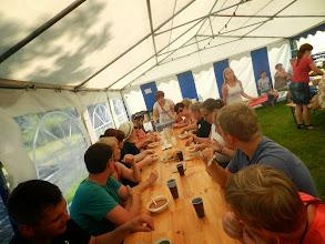 Photo: Mittag! erst die Vorsuppe...ich erzähle jetzt auch nicht was wir da gegessen haben. ;)