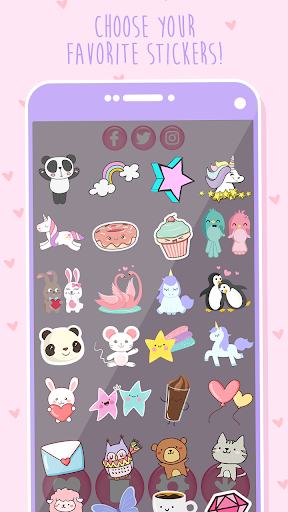 Download Cute Photo Editor With Stickers Free For Android Cute Photo Editor With Stickers Apk Download Steprimo Com