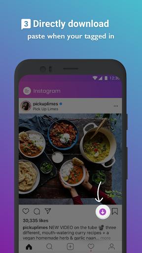 Video, Photo & Story downloader for Instagram - IG screenshots 5