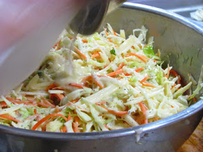 Photo: Apple slaw