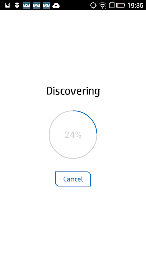 HP Network Discovery