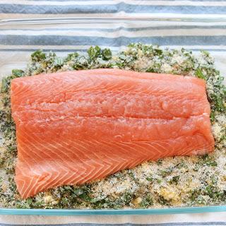 Salmon Gravlox