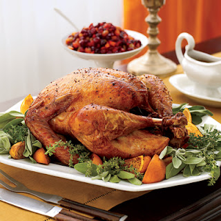 Orange-Scented Roast Turkey