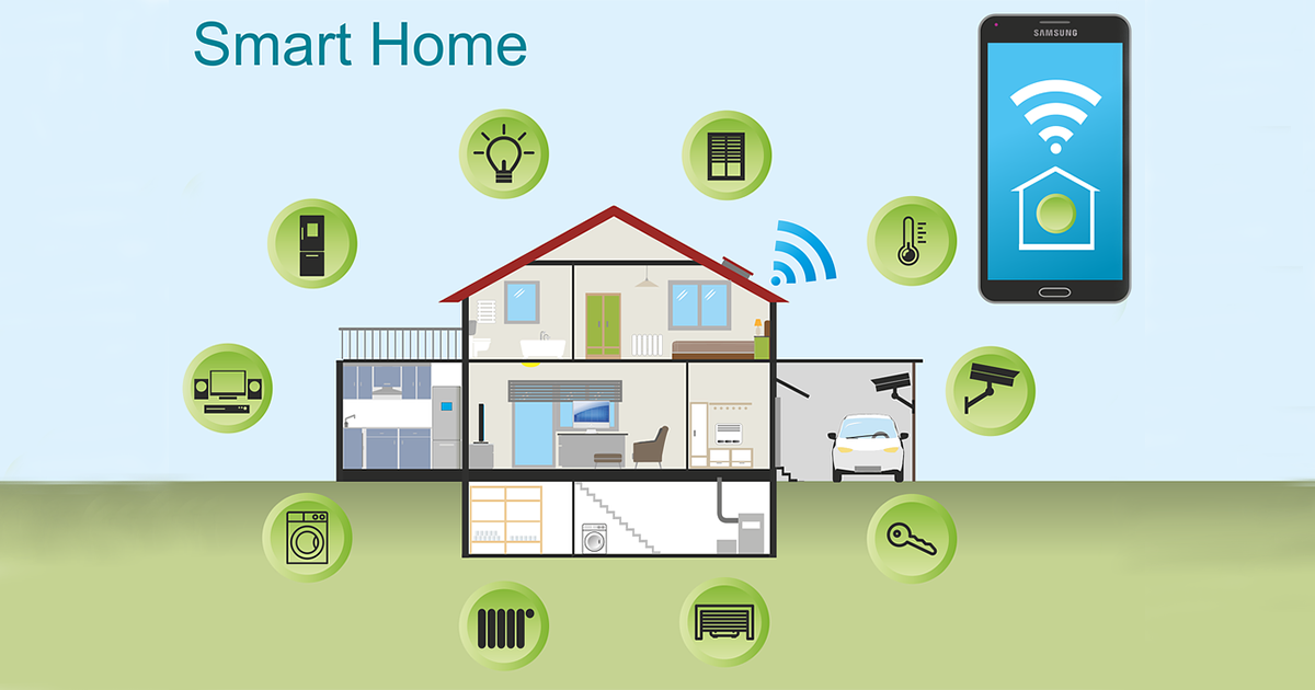 Mid Century Fiber - Smart Homes