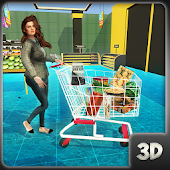 Supermarket Shopping RC Cart – Bank ATM Simulator