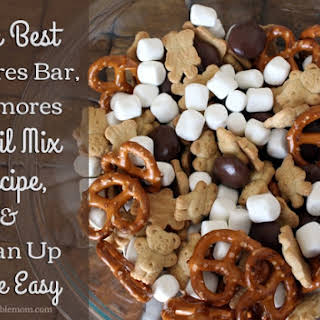 S'mores Trail Mix.
