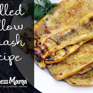Grilled Yellow Squash.