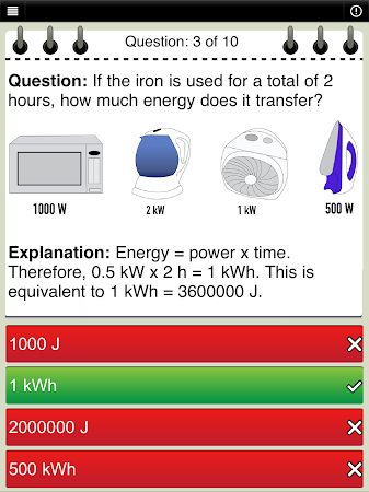 GCSE Physics 6.0.1 screenshot 1094892
