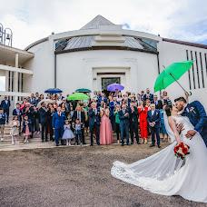 Vestuvių fotografas Alessandro Spagnolo (fotospagnolonovo). Nuotrauka 02.05.2019