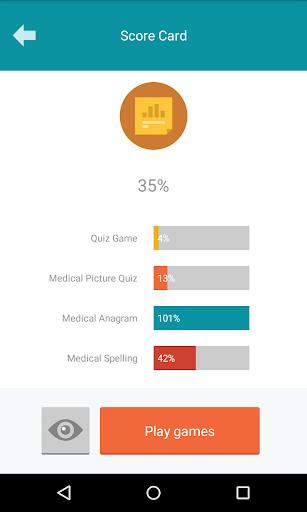 玩醫療App Medical Terminology Quiz Game免費 APP試玩