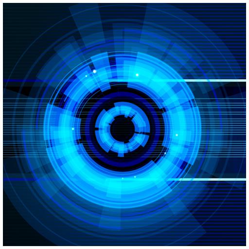 Technology CM Locker Theme Icon
