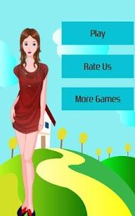 Indian Model Dress Up Game - náhled