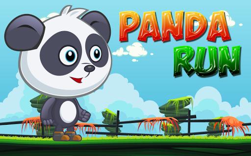 Panda Run - Rush Saga