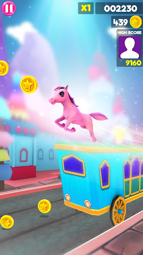 Unicorn Runner 2020: Running Game. Magic Adventure filehippodl screenshot 2