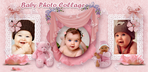 baby photo collage editor apps on google play