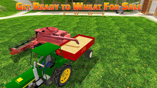 Tractor Farming Driver: Village Simulator 2019  screenshots 23