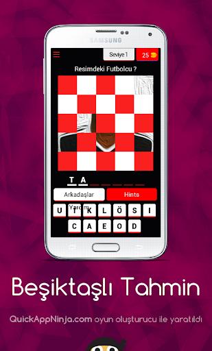 Beşiktaşlı Tahmin screenshot 2