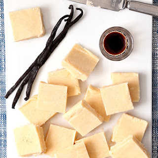 Vanilla Bean Fudge