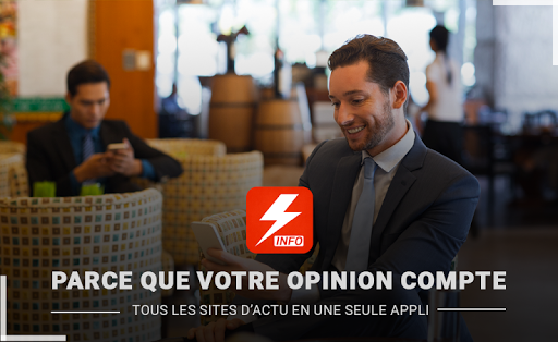 Flash info - Actualités et Météo & Alertes 24h/24 10.5.15 screenshots 1