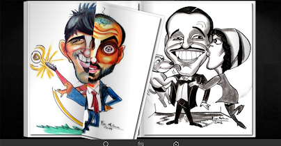 Caricaturas de Fico Molina - screenshot thumbnail 04