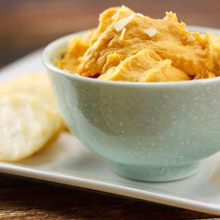 Sweet Potato & Cashew Dip.