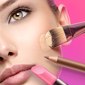 Beauty Photo Editor,Pretty Makeup & Selfie Camera icon